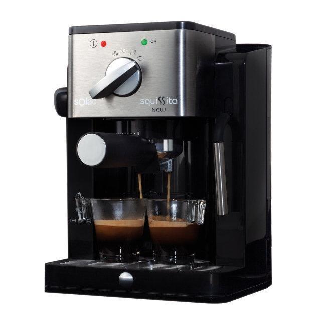 Кофеварка компрессионная  SOLAC CE 4491
