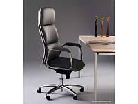 Крісло для керівника California Steel Chrome Новий Стиль / Кресло для руководителя Калифорния Новый Стиль