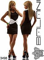 Платье с бантиком 3053