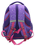 Рюкзак молодежный Safari Basic 3 отделения 19-117M-2, фото 2