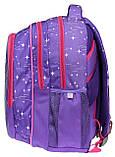Рюкзак молодежный Safari Basic 3 отделения 19-117M-2, фото 3