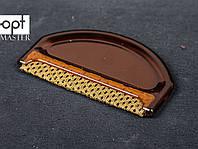 Гребешок для удаления катышков на одежде FAVOR, 7,6*4,4 см