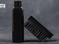 Набор для чистки кроссовок FAVOR, жесткая искусственная щетина, 9,4*3,1 см, фото 1