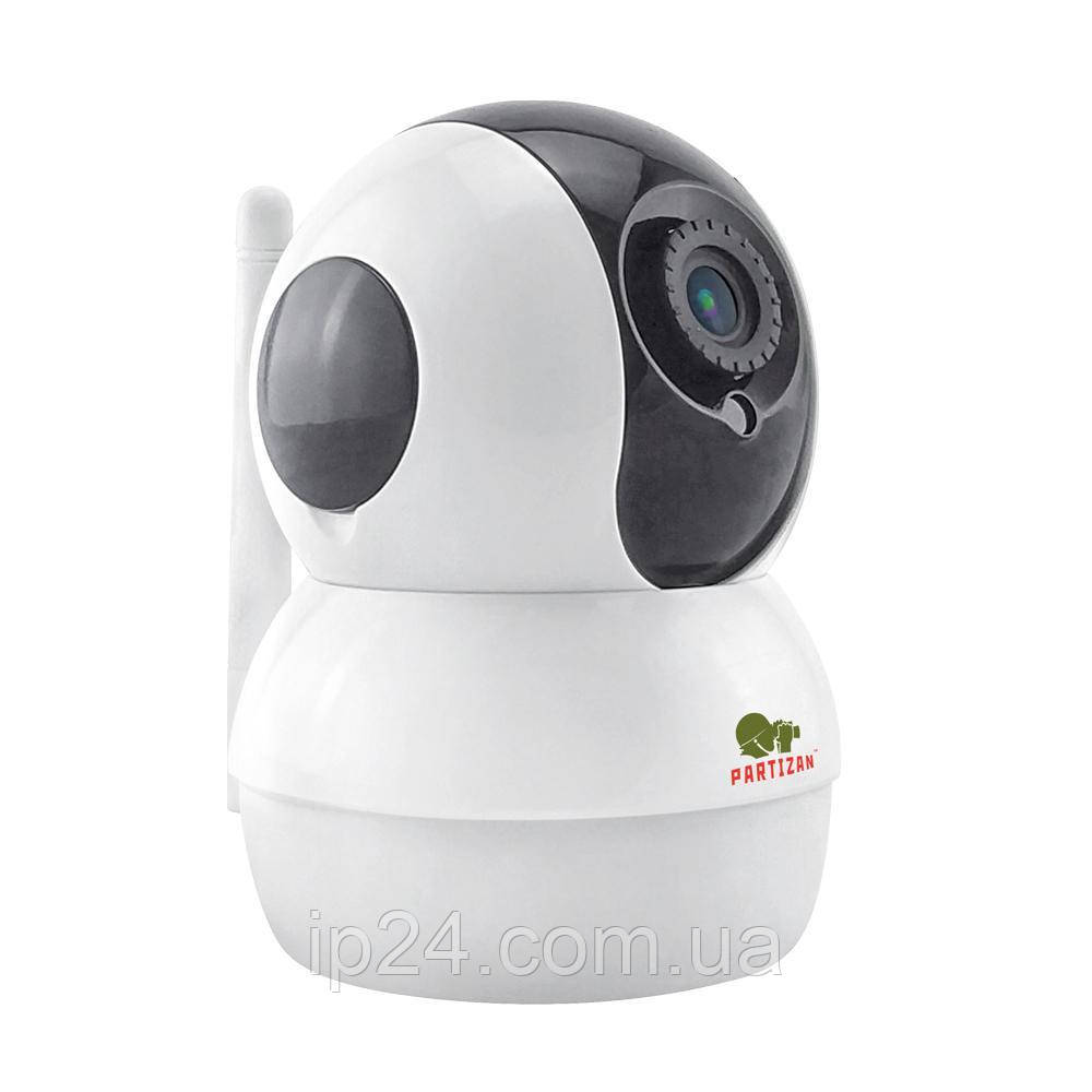 Cloud robot (IPH-1SP-IR v1.0) бюджетная автономная камера