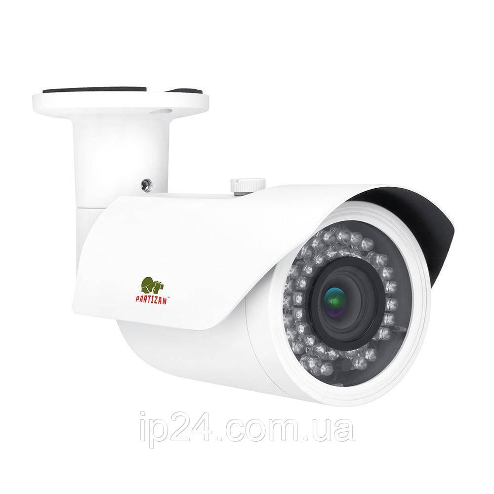 Partizan COD-VF4HQ FullHD 1.1 2.0MP AHD варифокальная камера