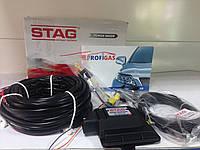 Электроника STAG-4 GO-FAST 4цил., разъем тип Valtek, без датчика темп.ред. LED-GoFast