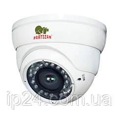 3.0MP AHD Варифокальная камера CDM-VF37H-IR SuperHD 4.0