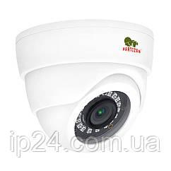 4.0MP AHD камера CDM-333H-IR Metal SuperHD 4.2