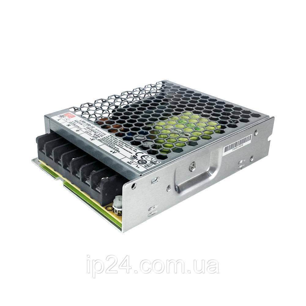 Блок живлення LRS-100-12 12V/8.5 а