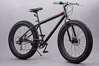 "Фэтбайк Велосипед NiceBike Xert 26"", фото 1"