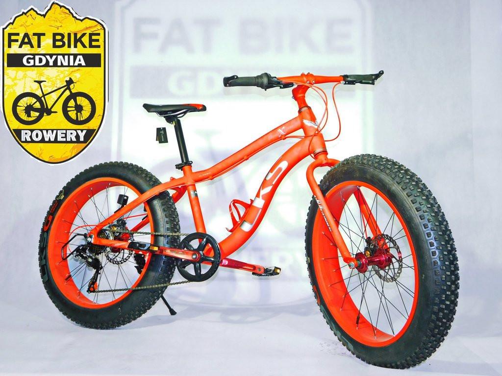 "Фэтбайк Велосипед FatBike LKS 24"""