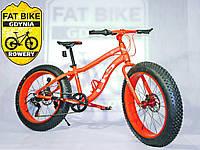"""Фэтбайк Велосипед FatBike LKS 24"""", фото 1"""
