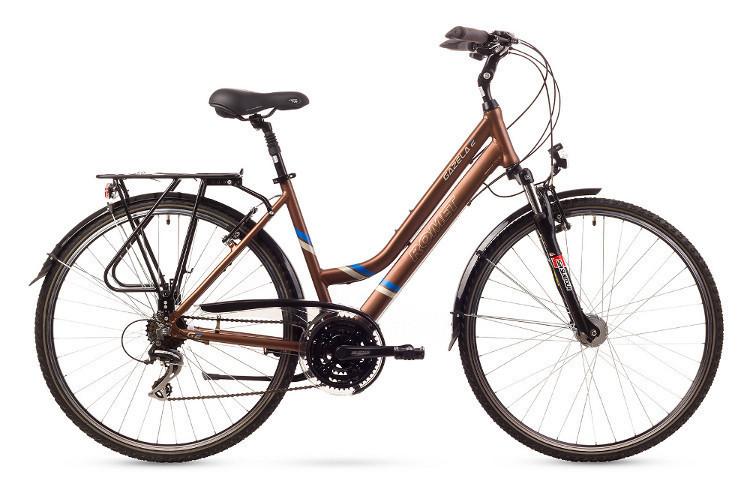 "Велосипед женский ROMET GAZELA 2, рама 17"", 19"", фото 1"