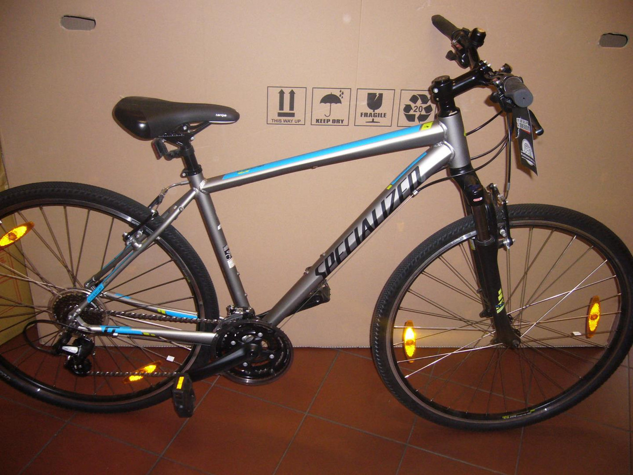 Велосипед Crosstrail L 2014
