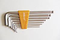 Набор шестигранных ключей JOBI profi, 8 шт, 1,5-8 мм