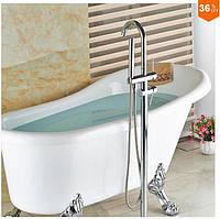Смеситель для ванны хром, фото 1