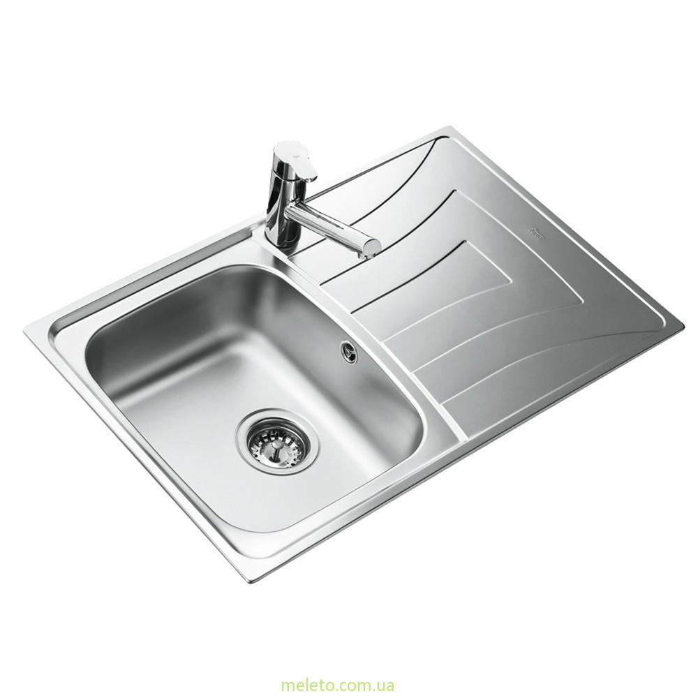 Кухонная мойка ТЕКА UNIVERSO 1C1E MTX