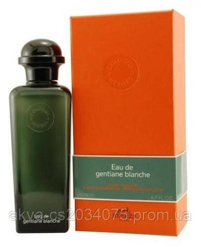 Hermes Eau De Gentiane Blanche Edc 200 мл унисекс одеколон цена 3