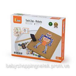 """Набор для творчества Viga Toys """"Робот"""" (50335)"""