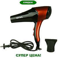 Фен для волос Gemei GM1766 Профессиональный