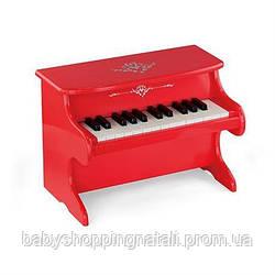 """Игрушка Viga Toys """"Пианино"""", красный (50947)"""
