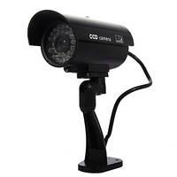 Реалистичный муляж уличной камеры - FAKE камера с ИК подсветкой (модель FC-03)