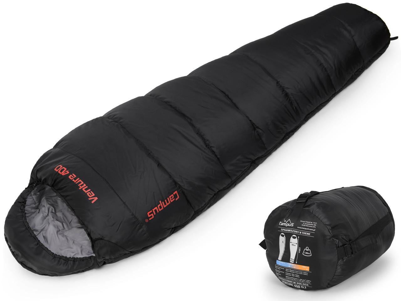 Спальный мешок CAMPUS VENTURE 400
