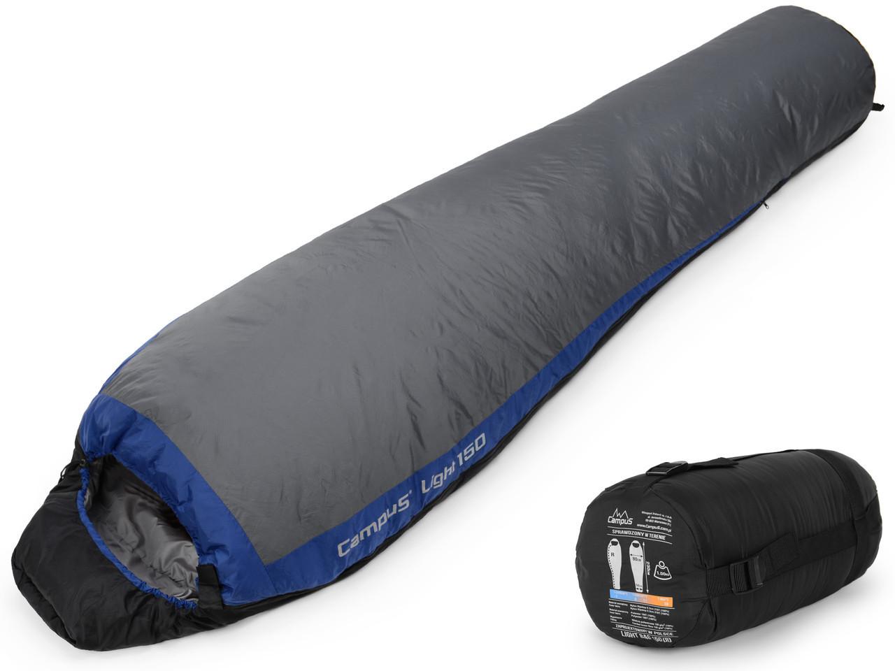 Спальный мешок CAMPUS LIGHT BAG 150