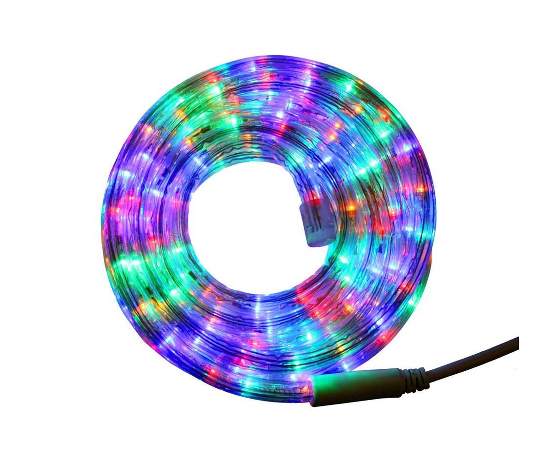 Новогодняя гирлянда Длина 10 Метров, Разноцветная