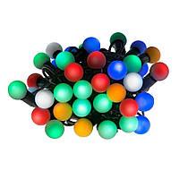 Новогодние шары 50LED, Мультиколор свет, фото 1
