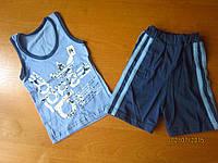 Детский костюм с борцовкой на рост 110-116 см