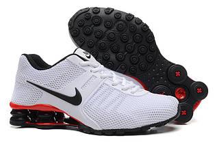 Кроссовки мужские Nike Shox Current KPU / SHX-015 (Реплика)