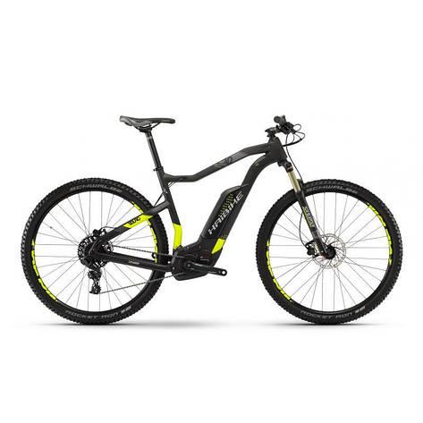 """Велосипед Haibike SDURO HardNine Carbon 8.0 29"""" 500Wh, рама 50см, 2018, фото 2"""