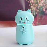 Увлажнитель воздуха humidifier Cat Blue