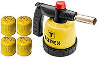 Газовый паяльник TOPEX 44E145, фото 1