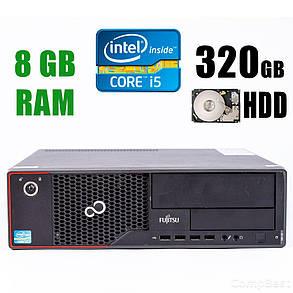 Fujitsu Esprimo E710 E90+ / Intel® Core™ i5-3470 (4 ядра по 3.20 - 3.60GHz) / 8GB DDR3 / 320GB HDD, фото 2