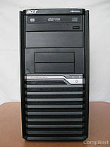 Acer M490G Tower / Intel® Core™ i7-860 (4(8)ядра по 2.80 - 3.46GHz) / 8GB DDR3 / 320GB HDD / GeForce GTX 650 1GB GDDR5, фото 2
