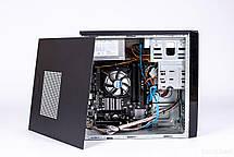 MiniTower / AMD FX-6100 (6 ядер по 3.3 - 3.9 GHz) / 8GB DDR3 / 250GB HDD / БП 420W / USB 3.0, фото 3