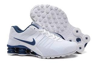Кроссовки мужские Nike Shox Current KPU / SHX-017 (Реплика)