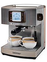 Кофеварка экспрессо ZELMER 13Z012, фото 1