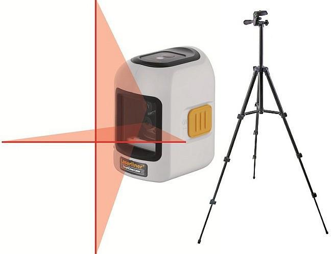 Профессиональный лазер LASERLINER SmartCross-Laser, фото 1