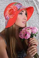 """Шляпа """"Роза-разворот"""""""