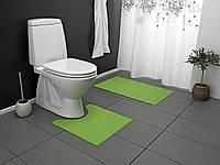 Коврики для ванной, IDALA 2шт зеленый