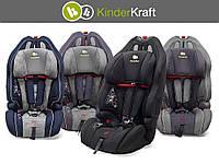 Автокресло  KinderKraft 9-36 kg SMART UP, фото 1