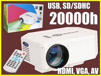 LED проектор HDMI VGA !! СУПЕРЦІНА!!, фото 1