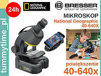 Микроскоп Bresser 40-60X National Geographik, фото 1