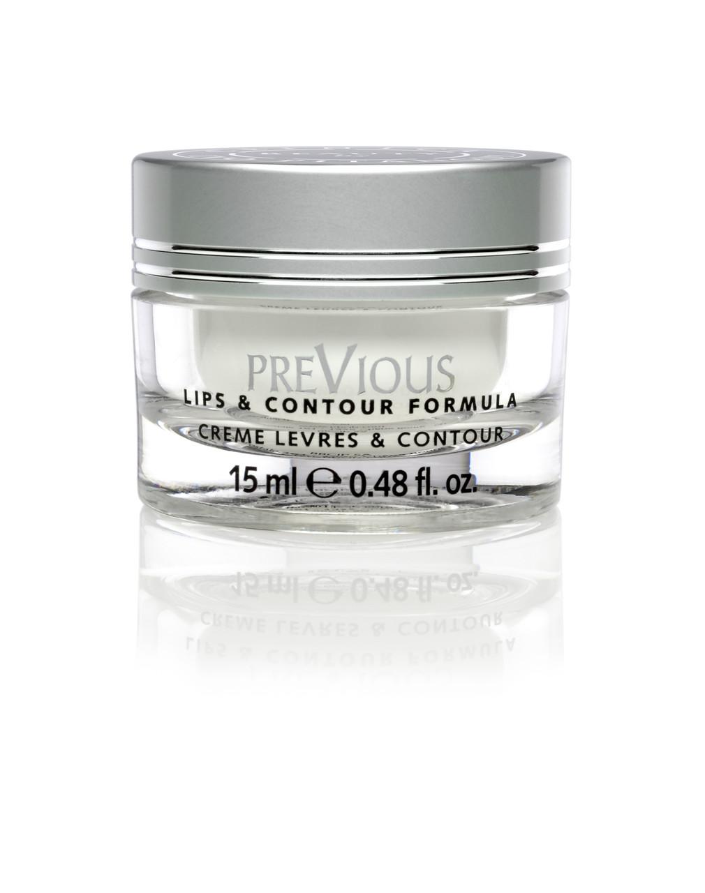 Восстанавливающий крем для губ Ivo Pitanguy Lips & Contour Formula