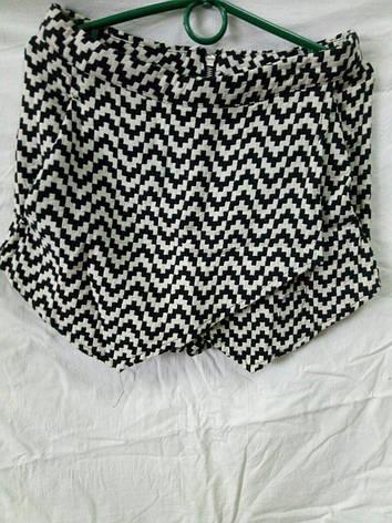 Юбка шорты на подростка рост 152-170 подростковые (СКЛАД), фото 2