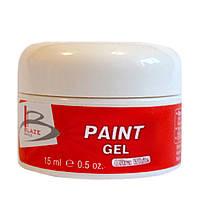 B014 Blaze Paint 15 мл (гель-краска белая 15мл)