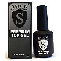 S004 Salon Top Gel (15ml) финиш без липкого слоя